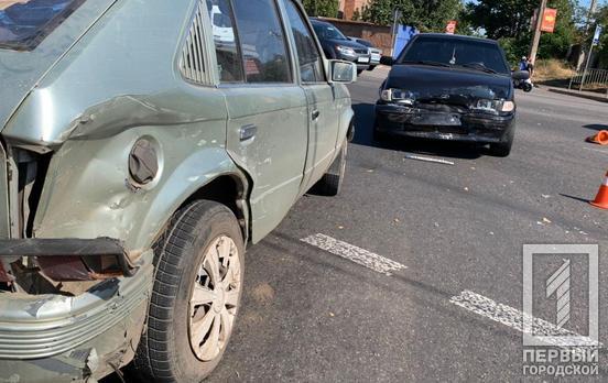 На Днепропетровщине столкнулись две машины. Новости Днепра