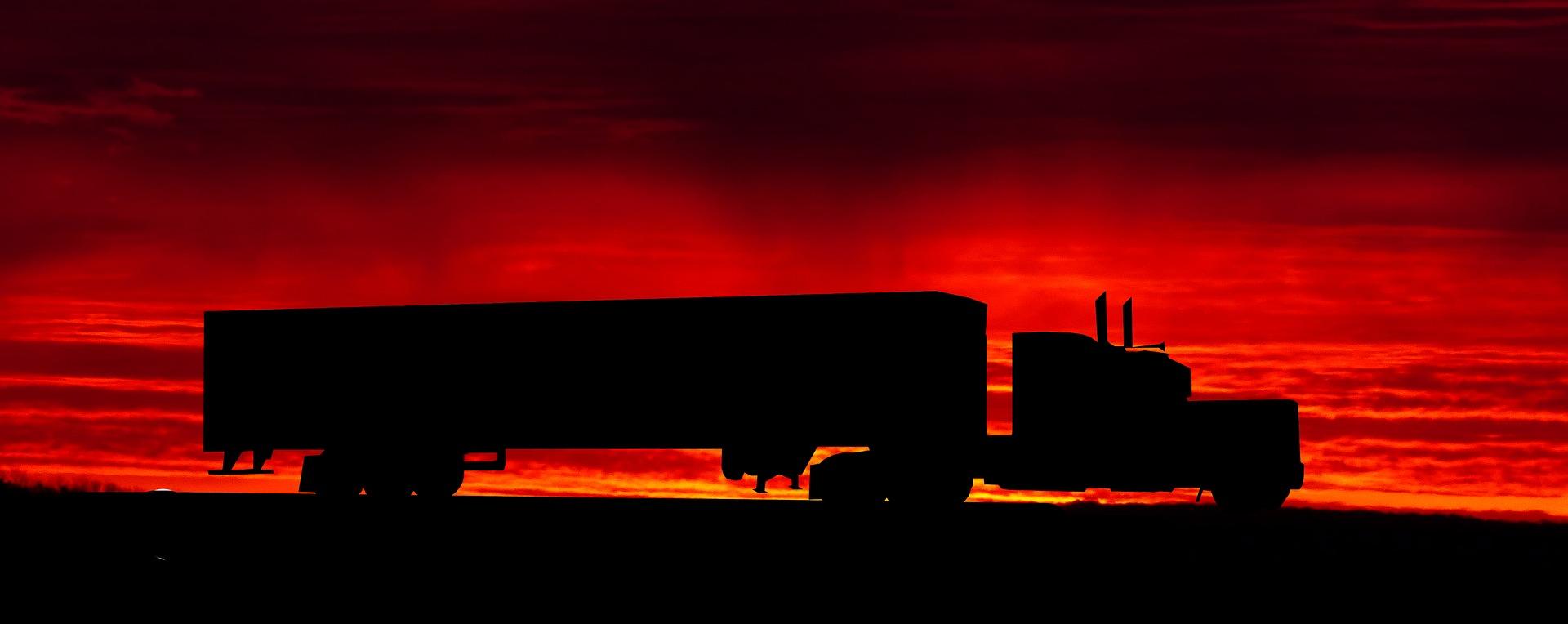 Контроль грузовиков в Украине