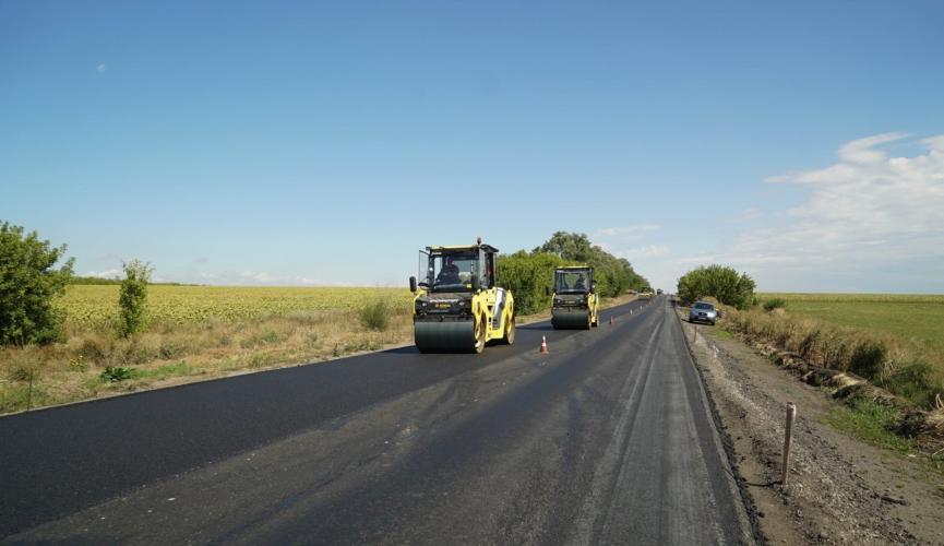 Новости Днепра про Ремонт дорог в Днепропетровской области: где и какие