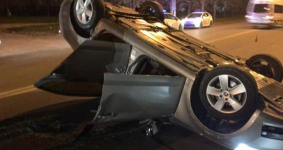 Пьяный священник устроил ДТП: в салоне авто был ребенок, есть пострадавшие