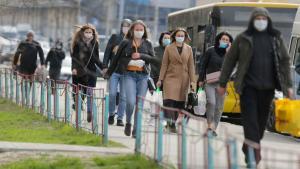 Во время действия карантина украинцев могут штрафовать за отсутствие масок в общественных местах на сумму от 170 до 255 гривен. Новости Украины