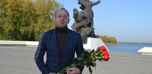 Геннадий Гуфман: «Память о Победе живет в наших сердцах!»