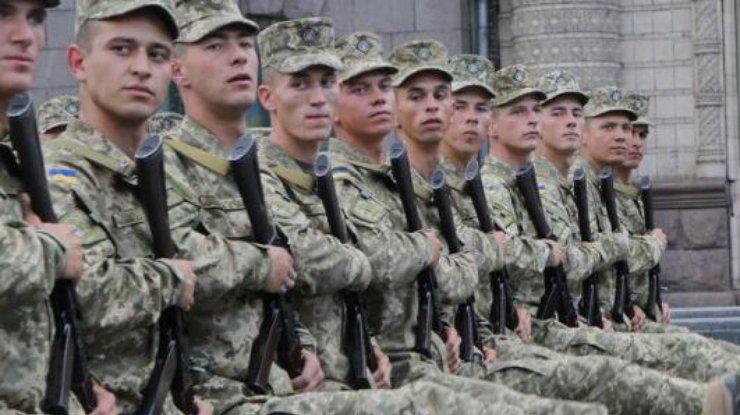 Сколько украинцев призовут на военную службу. Новости Днепра