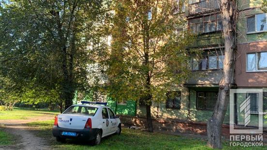 Женщина выпала из окна. Новости Днепра