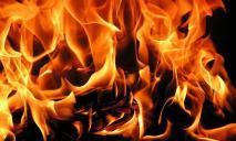 Пожар в квартире: спасатели около часа боролись с огнем