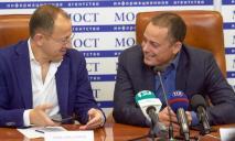 Мэр Каменского просит горожан поддержать ОПЗЖ на выборах в облсовет