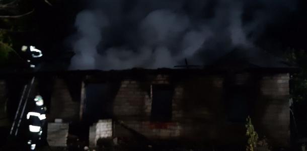В собственном доме сгорел мужчина: подробности