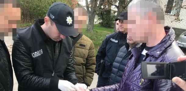 В Днепре арестовали псевдоколлектора