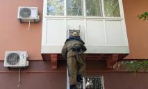 Малыш нуждался в помощи: в квартиру попали через балкон