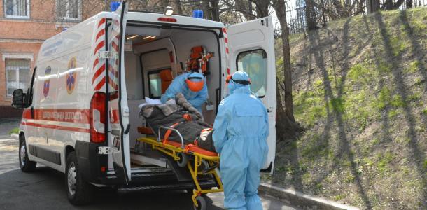 Коронавирус: в Минздраве заявили об очень высоком показателе госпитализаций
