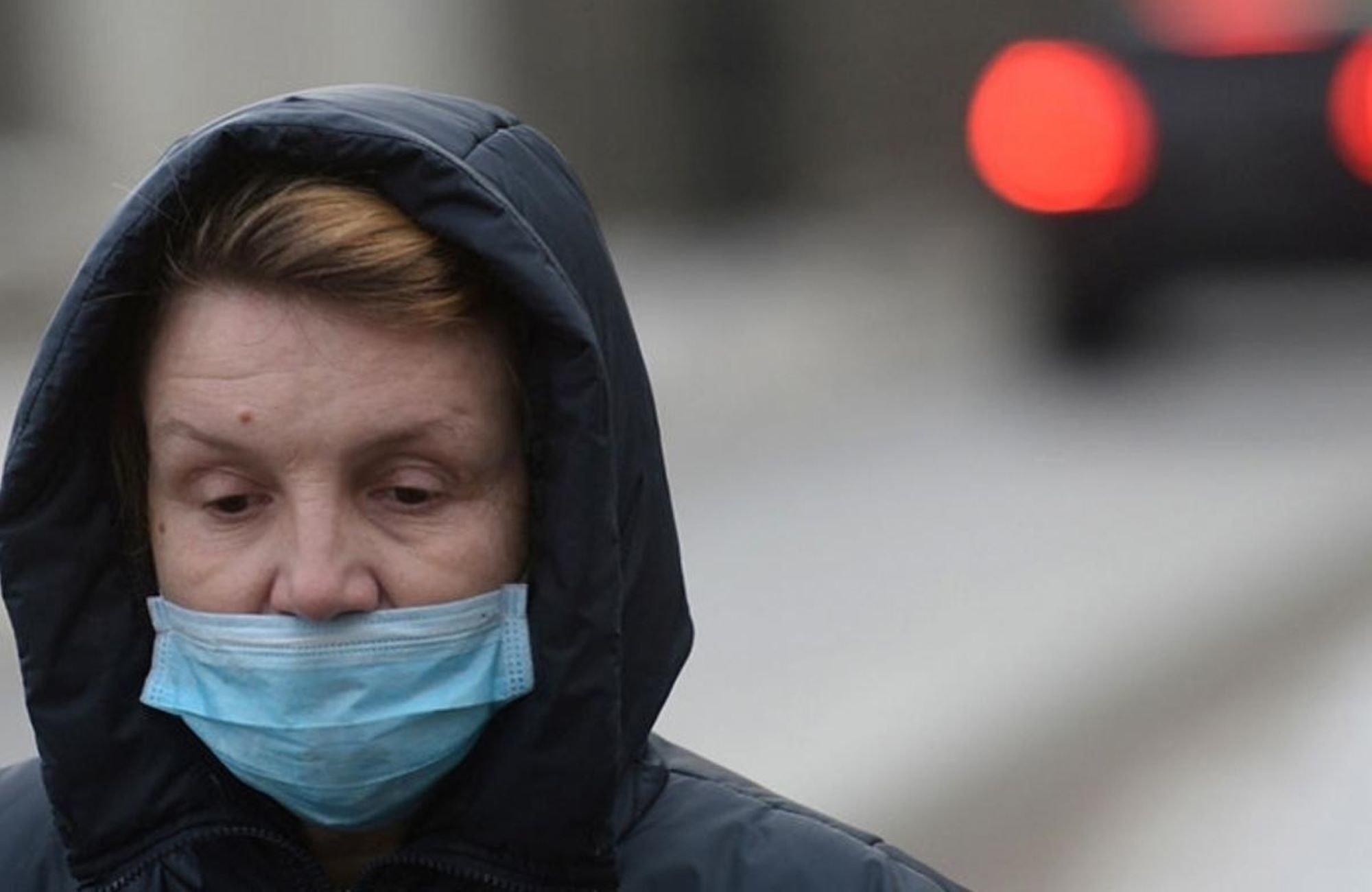 Штрафы за неправильное ношение масок. Новости Днепра