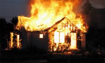 В доме нашли обгоревшее тело женщины