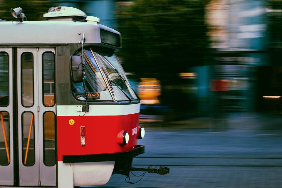 Движение трамваев. Новости Днепра