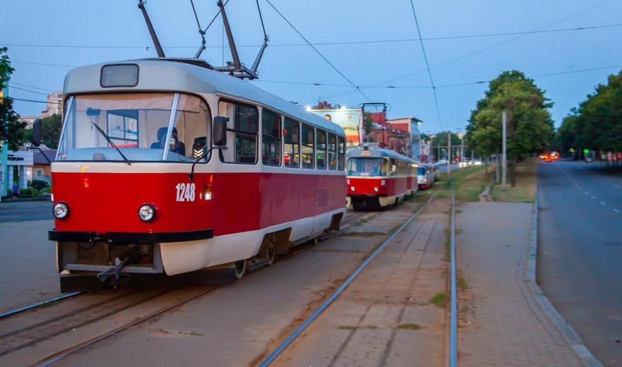 В области транспорт будет ходить по другому. Новости Днепра