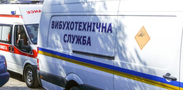«Заминировал» административное здание: полицейские задержали мужчину
