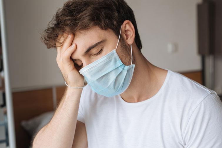 Этапы развития коронавируса. Новости Днепра