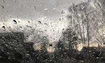 Мокро было не только на улице: в Днепре из-за проливного дождя затопило подъезд