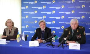 Ветераны Днепропетровщины идут на выборы вместе с партией «ОПЗЖ»