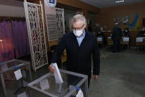 Новости Днепра про Вилкул: Я проголосовал за Перспективу для Днепра и Днепропетровской области