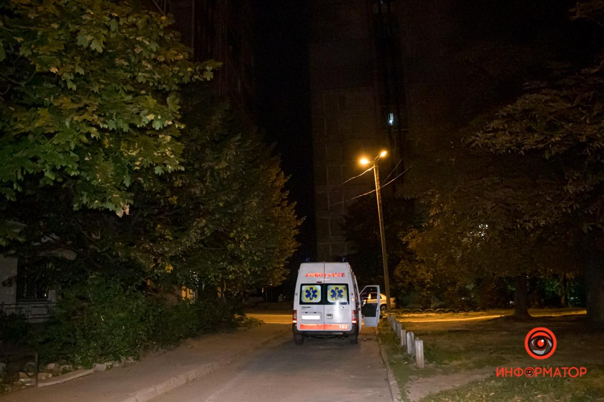 В области умерла женщина. Новости Днепра