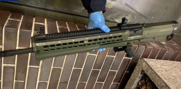 В центре Днепра произошла стрельба: подробности