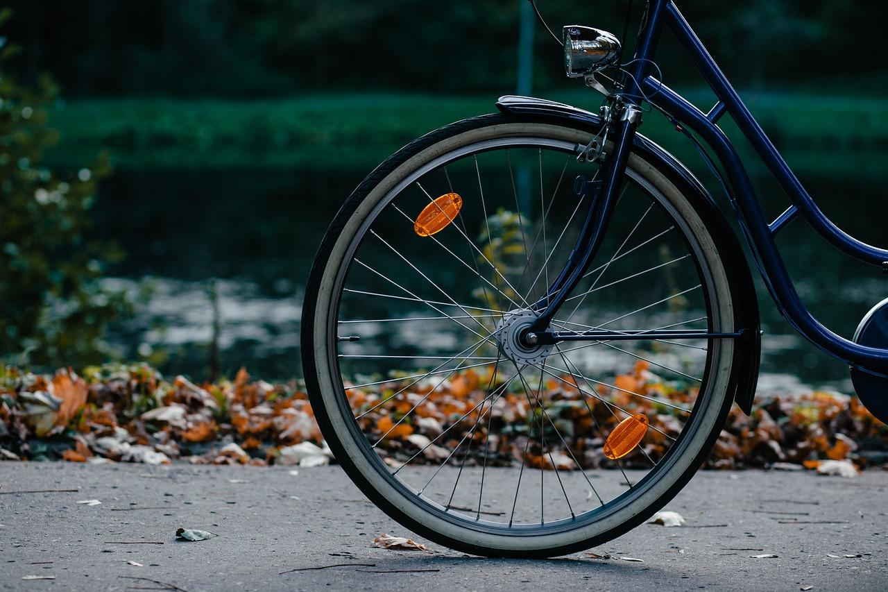 Мужчина упал с велосипеда. Новости Днепра
