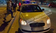 Без скорой не обошлось: в Днепре иностранец сбил пешехода