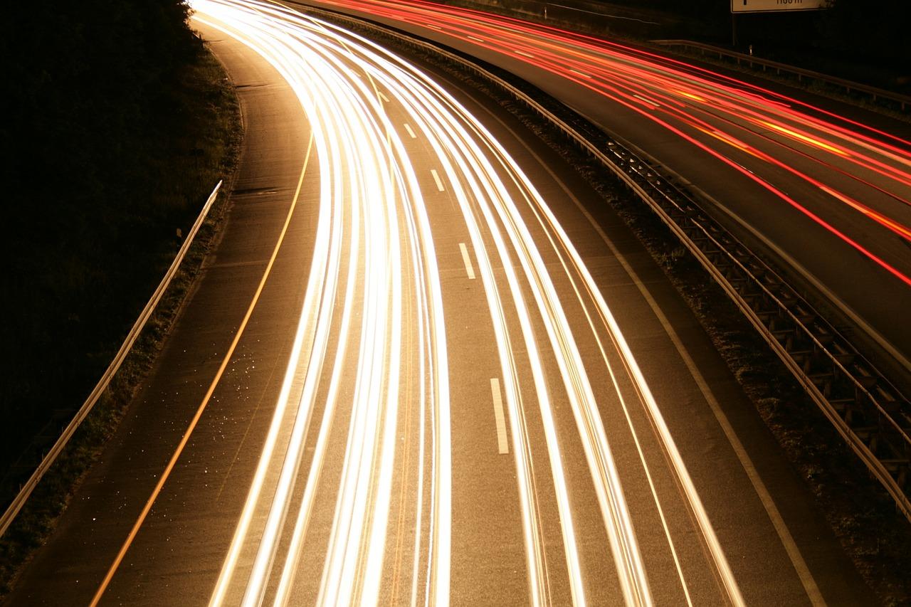 Пробки на дорогах. Новости Днепра
