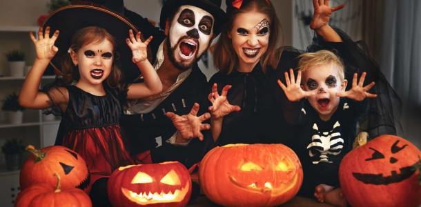 «Привет, Франкенштейн»: ТОП-5 впечатляющих нарядов для Хэллоуина, которые продают в Днепре