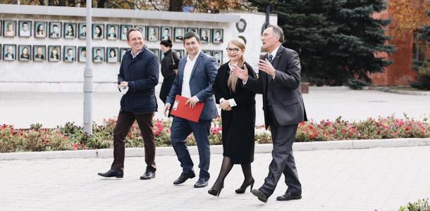 «Мгер Куюмчян – лучший выбор для жителей Днепра», — знаменитая днепрянка назвала имя своего фаворита среди кандидатов в мэры.