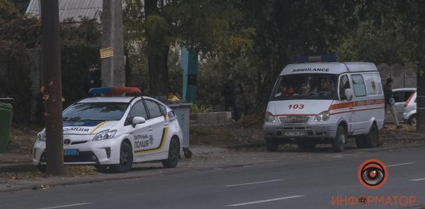 В Днепре на улице умер мужчина: что известно