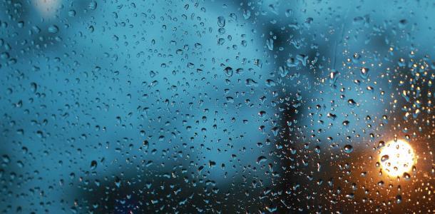 На днях Днепр и область накроют дожди: прогноз погоды