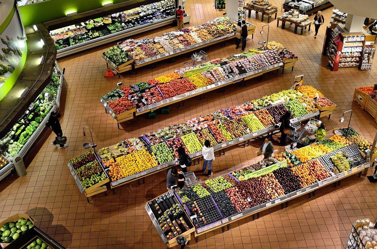 Цены на продукты питания. Новости Днепра