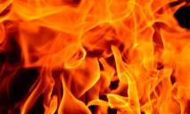 В Днепре спасатели на руках вынесли мужчину из огня
