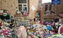 Вместо еды — гнилые объедки: в Днепре пятеро детей живут на мусорке