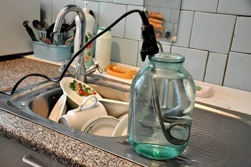 Без воды. Новости Днепра
