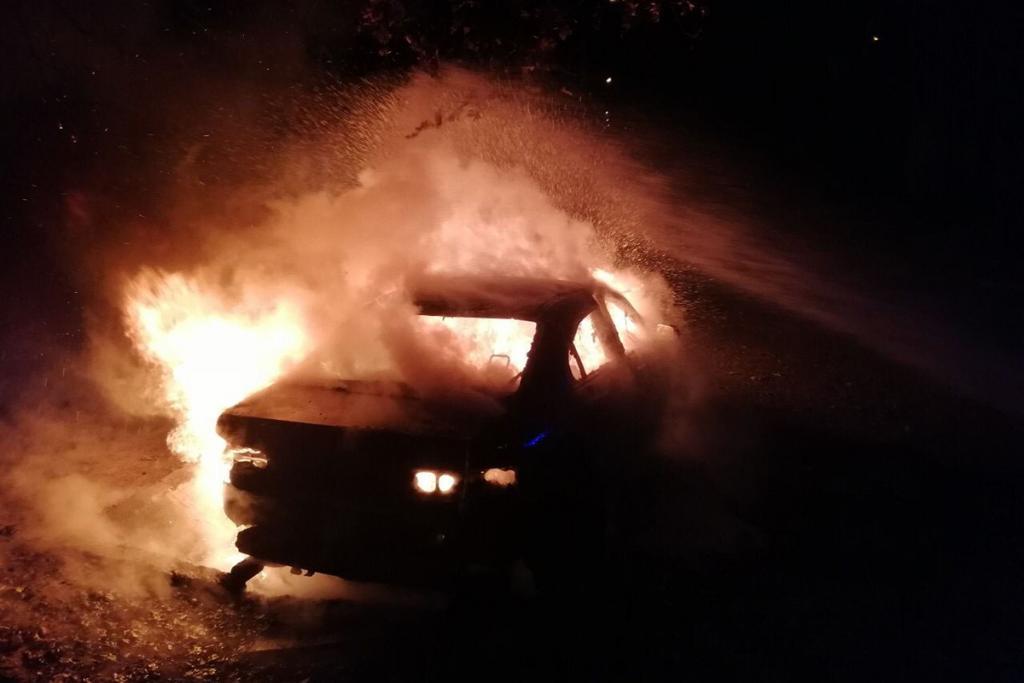 массово горят автомобили. Новости Днепра
