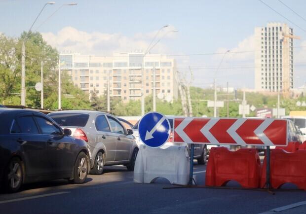 Список перекрытых улиц: Новости Днепра
