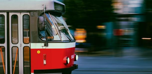 Узнайте маршрут: в Днепре трамвай №1 будет курсировать по-другому
