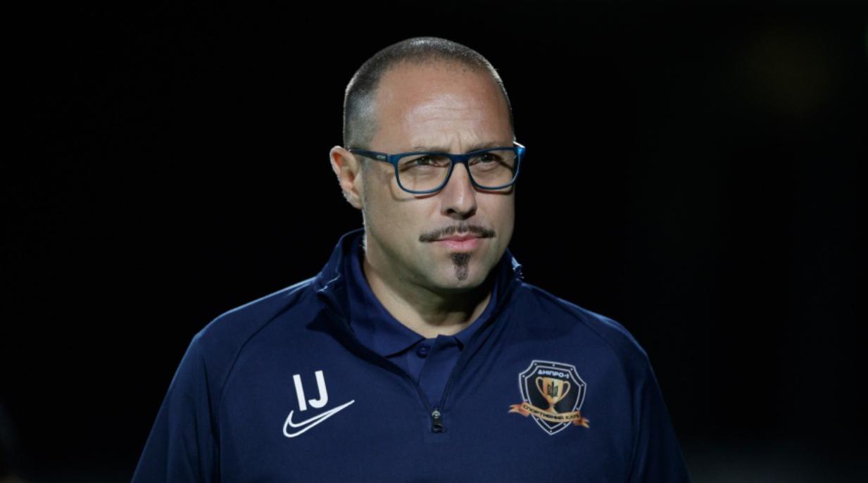 тренер Днепра Игоря Йовичевича