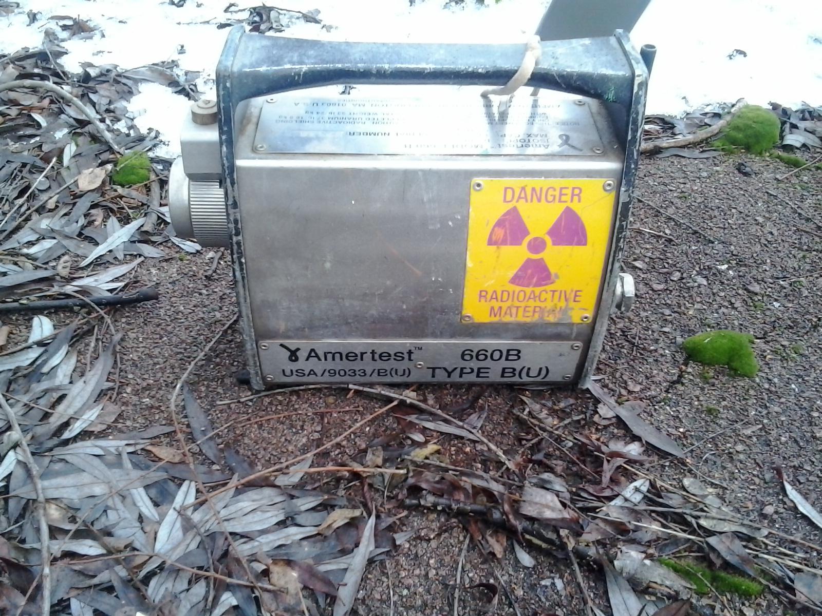 Радиационная безопасность - дело каждого.