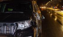 Пострадавшего в аварии днепрянина увезла скорая — подробности с места ДТП