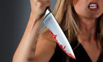 Голливуд отдыхает: днепрянка порезала лицо своему сожителю