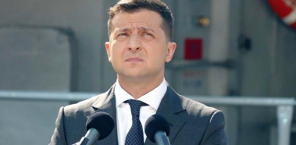Президент Владимир Зеленский попрощается с директором КБ «Южное»