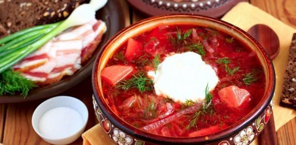 В Украине подешевели овощи на борщовой набор