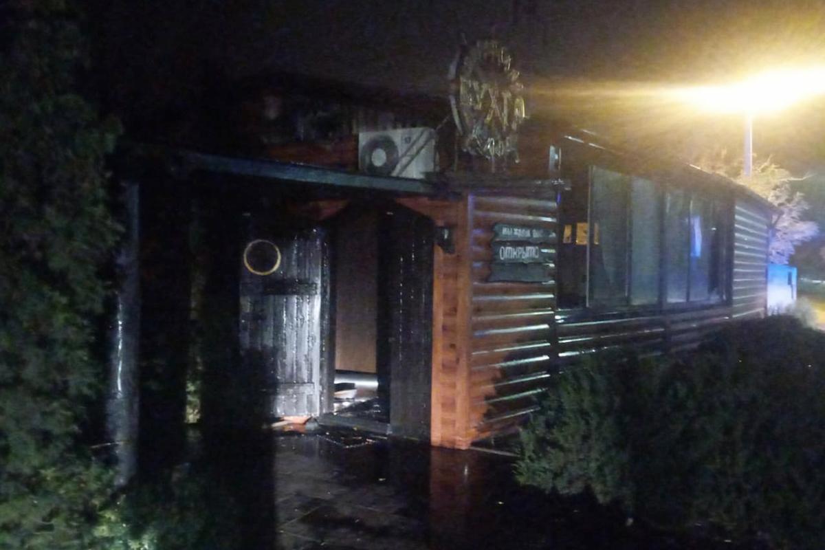 Пожар в регионе. Новости Днепра