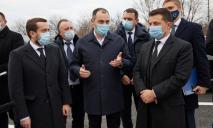Похороны, медицинский центр, большая стройка — день Зеленского в Днепре