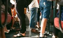 Перевозил стоячих пассажиров: маршрутчика оштрафовали на 17 тысяч гривен