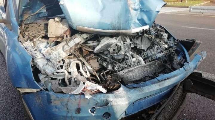 Серьезная авария в регионе. Новости Днепра