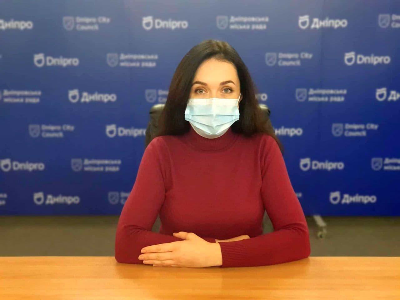 Питание при коронавирусе. Новости Днепра